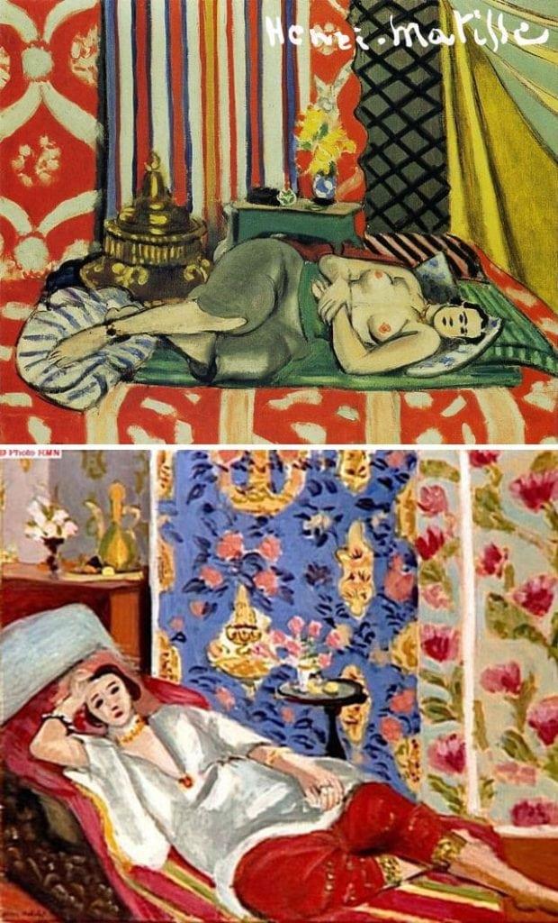 artiste peintre henri matisse amylee. Black Bedroom Furniture Sets. Home Design Ideas