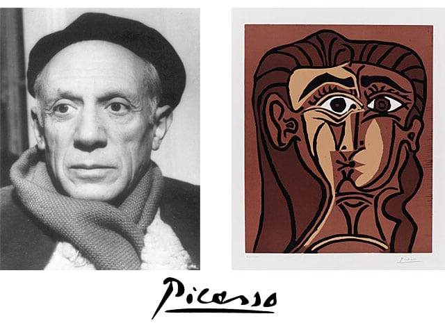 Pablo Picasso Wikipedia Newhairstylesformen2014 Com