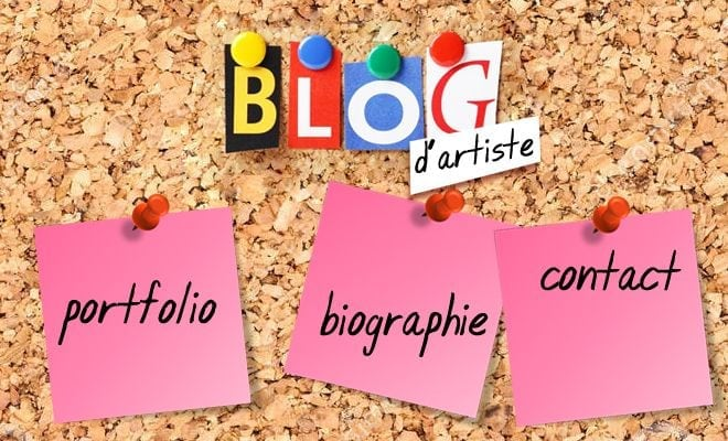 artistes peintres   comment cr u00e9er et organiser votre blog