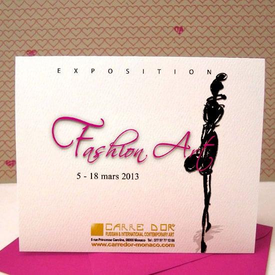 exposition-monaco Fashion Art 2013