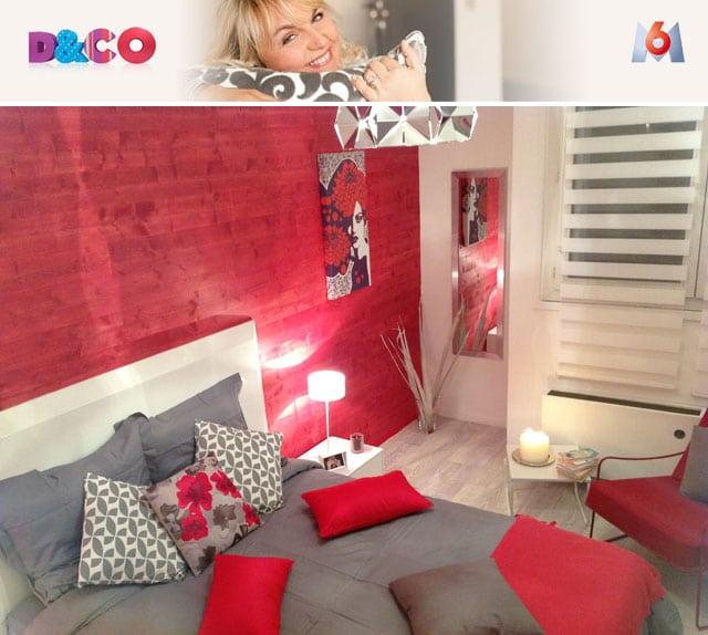 d co sur m6 mes digigraphies dans la chambre de dany. Black Bedroom Furniture Sets. Home Design Ideas
