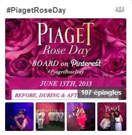 piaget rose day pinterest