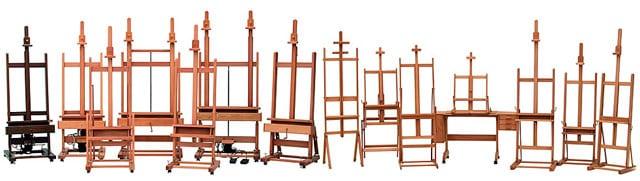 comment choisir son chevalet d 39 atelier amylee. Black Bedroom Furniture Sets. Home Design Ideas