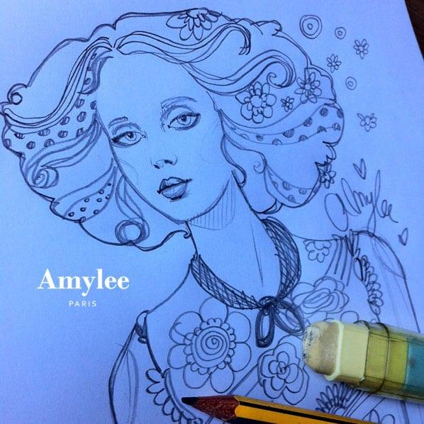 dessin-crayon-papier-portrait