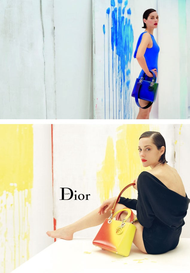 lady-dior 2013 arty  cotillard