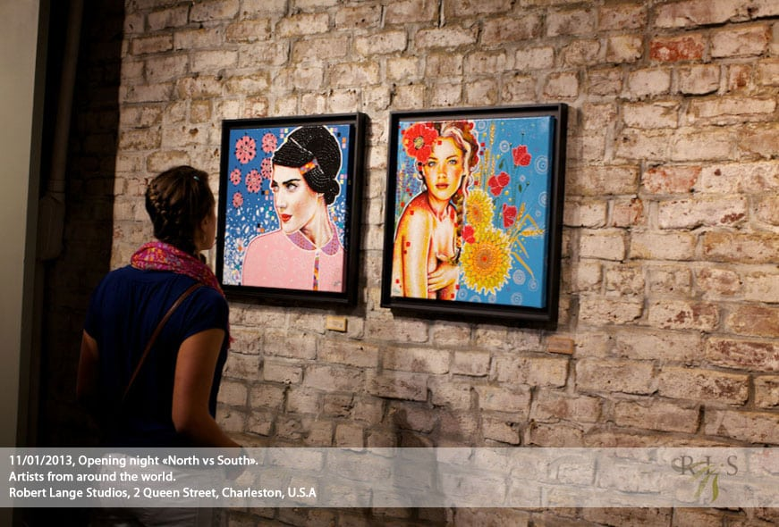painting art amylee robart lange studios gallery