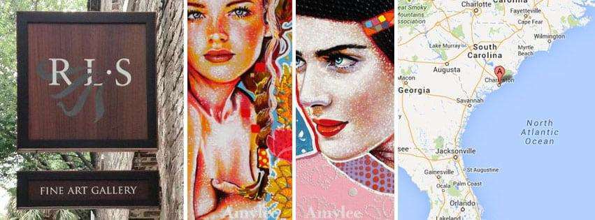 amylee robert lange studios paintings