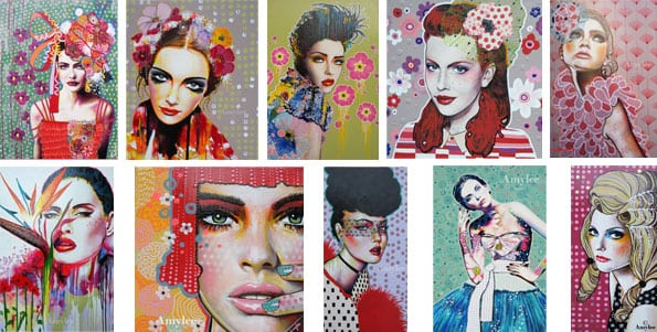 pictures amylee tableaux paintings art