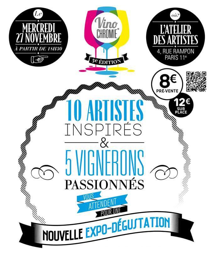 vinochromie paris 3 edition