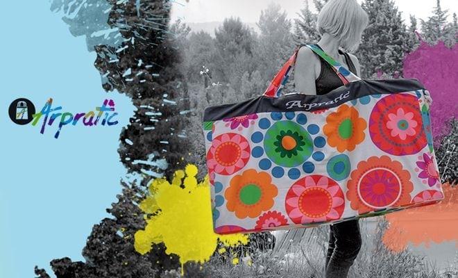 arpratic   sacs  u00e0 tableaux pour un transport plus pratique