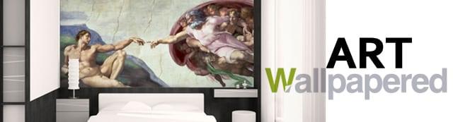 art-wallpapered