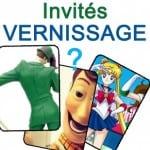 invités-vernissage