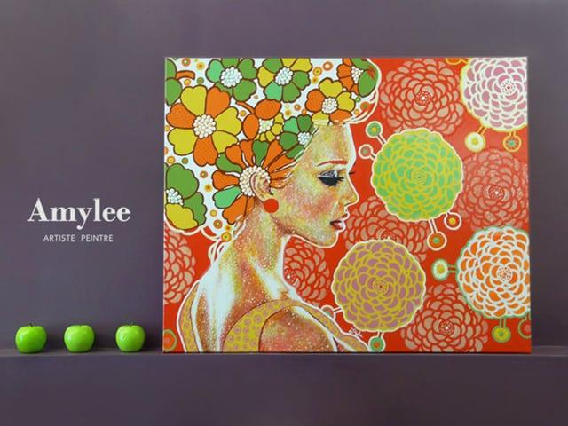tableau-pop-couleurs-galerie-artiste-peintre-amylee