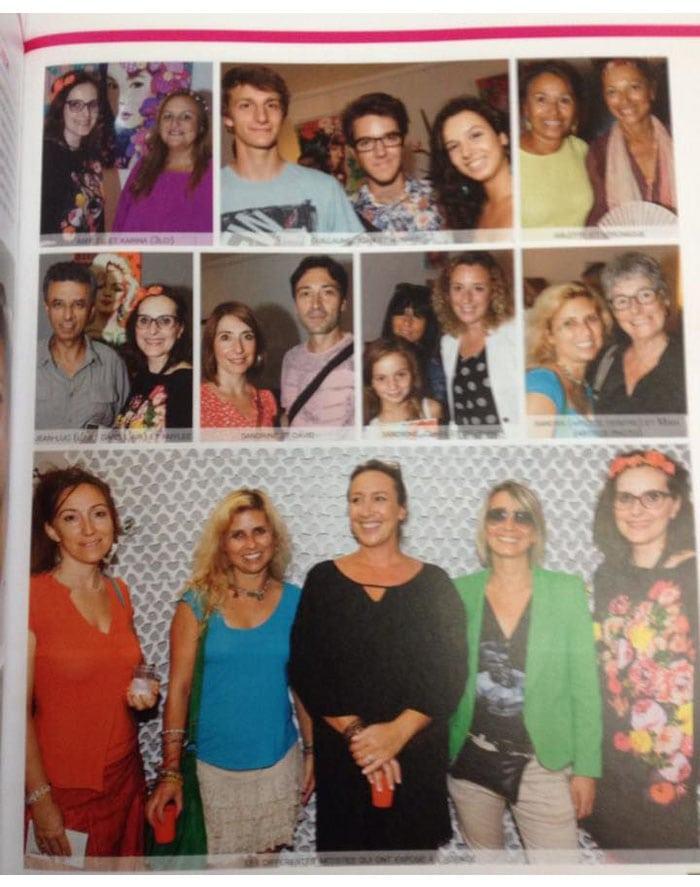 layalina amylee magazine presse