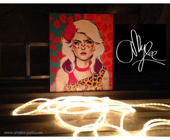 tableau amylee pop couleurs blog