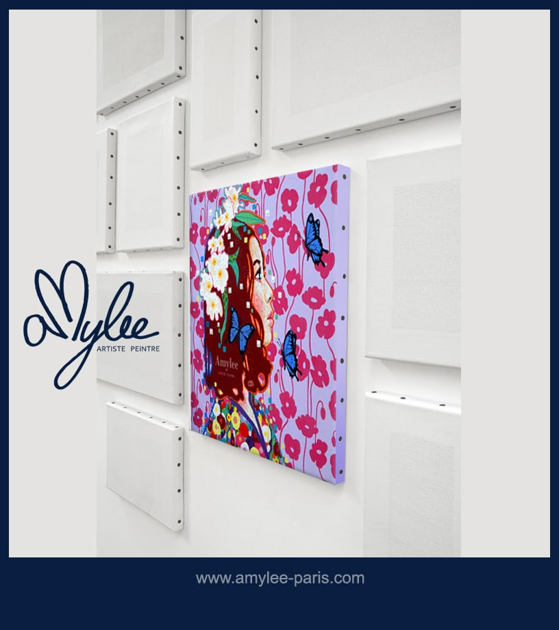 art-amylee-tableau- peinture-pop-blog-artiste