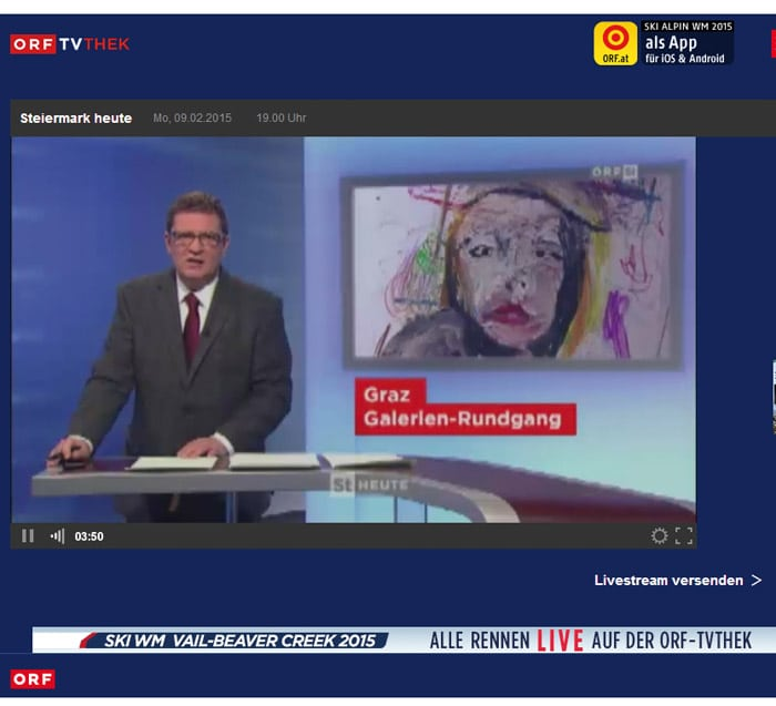 ORF TV broadcasting austria