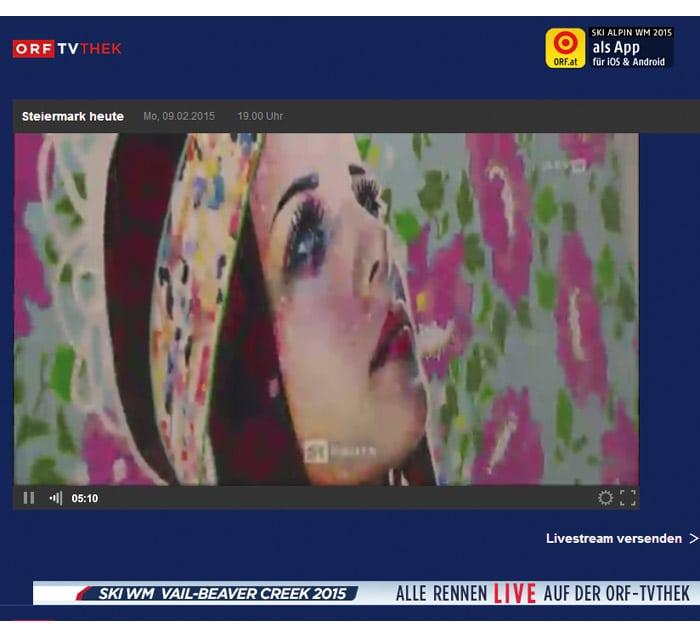Lendnine Gallery ORF TV