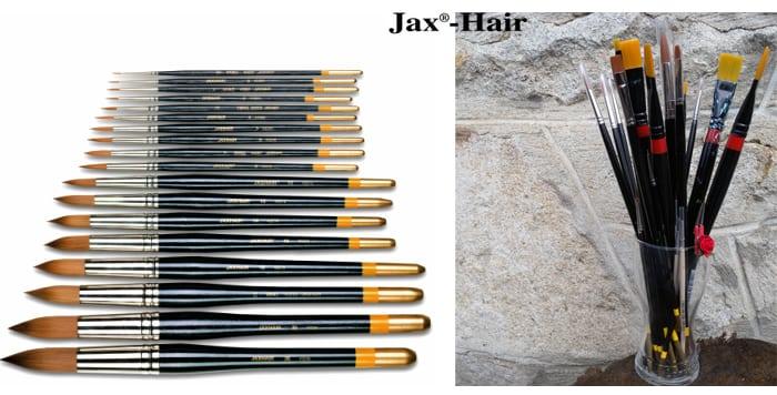 le pinceau d 39 artiste jax hair amylee. Black Bedroom Furniture Sets. Home Design Ideas