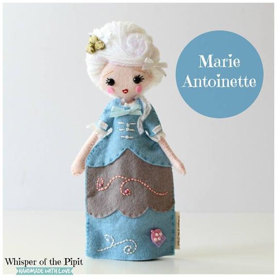 marie antoinette whisper of the pipt