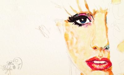 portrait-peinture-amylee-artiste-peintre