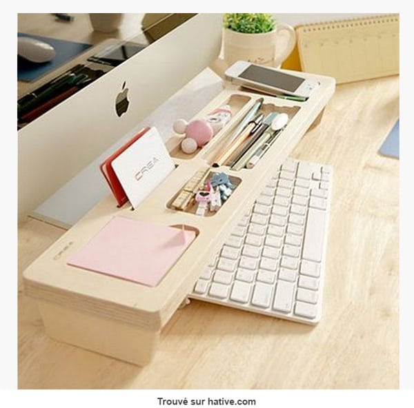 organizersur-clavier