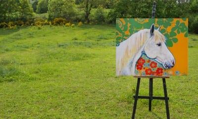 painting-horse-artist-art