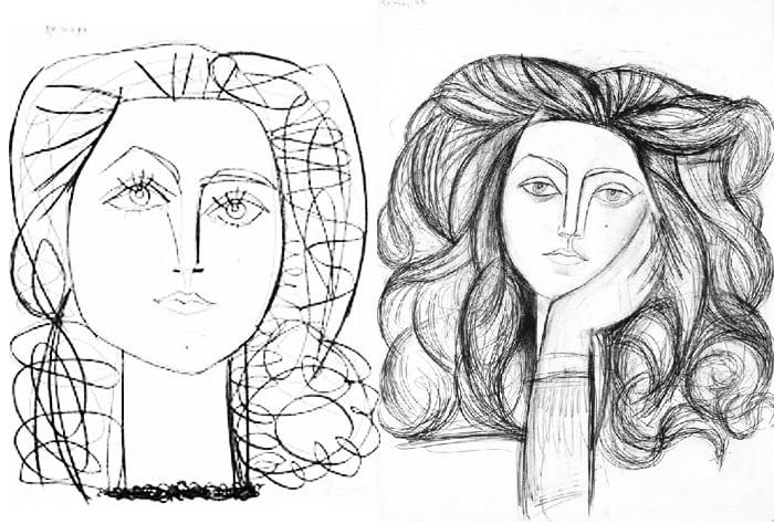 Le bonheur selon Pablo Picasso | Amylee