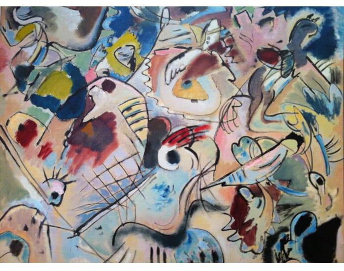 Kandinsky sketch 160a