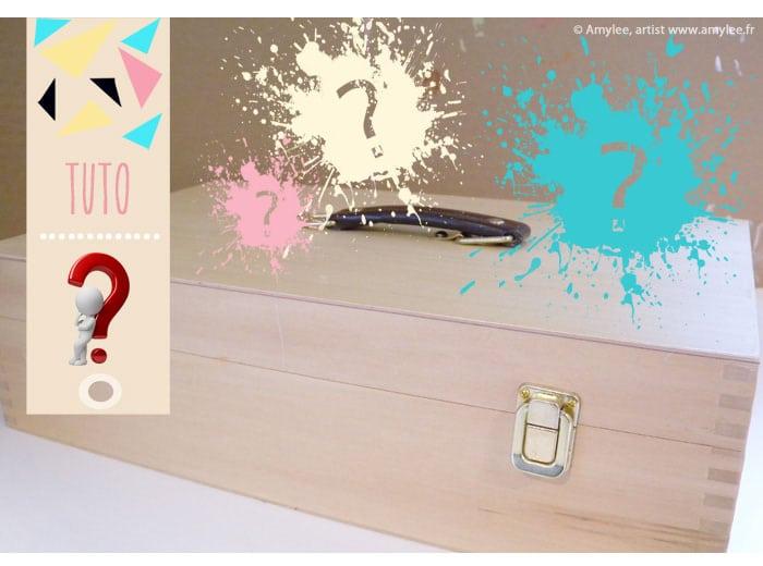 art box tutorial blog idea