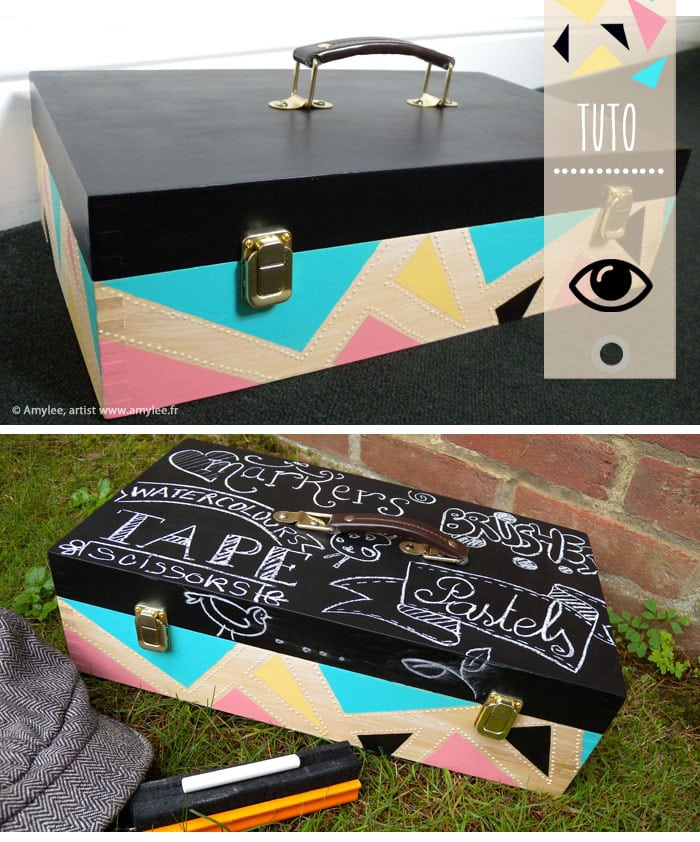 art box tutorial art blog painter
