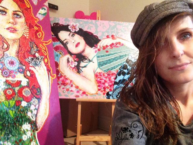 artiste blog galerie creation