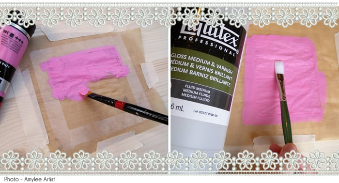 couleur peinture blog artiste diy