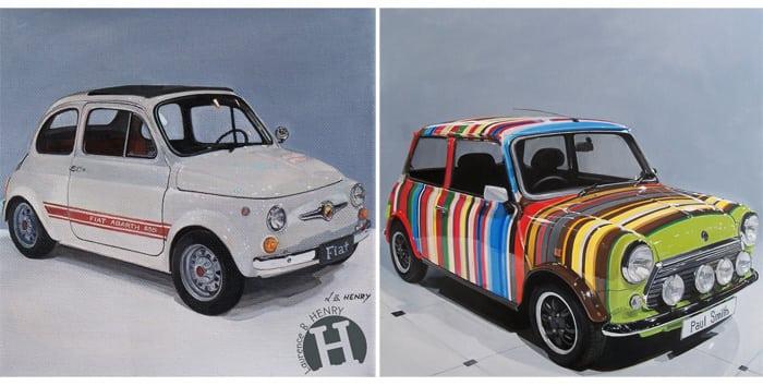 laurence-henry-art-tableau-voitures
