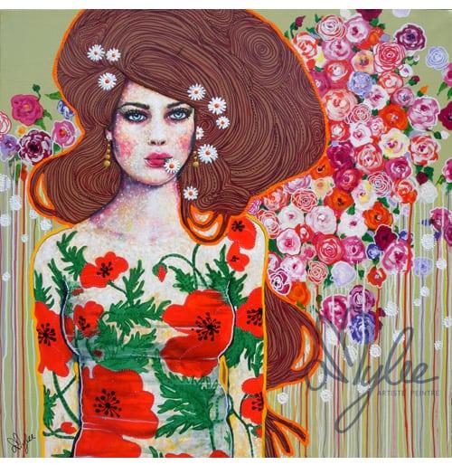 tableau-peinture-amylee-artiste-couleurs-fleurs