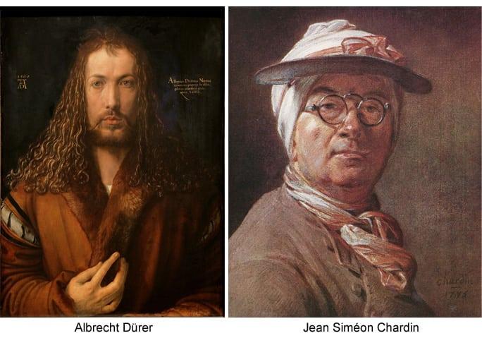 autoportraits-artistes