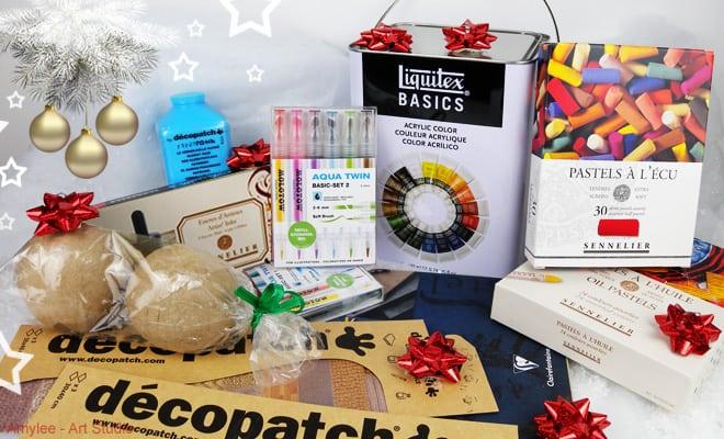 Noël 2015 : Top 7 des idées cadeaux ARTISTES