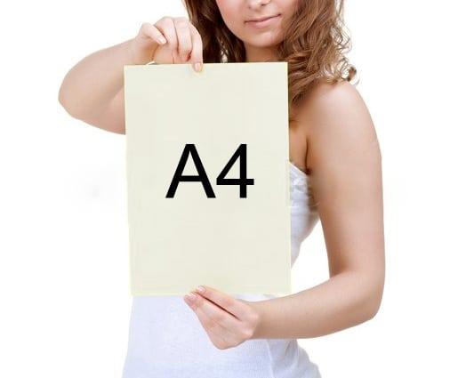 feuille-a4