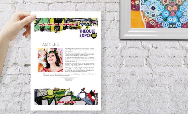 Présentation Artistique Exemple Amylee Fr Le Magazine De