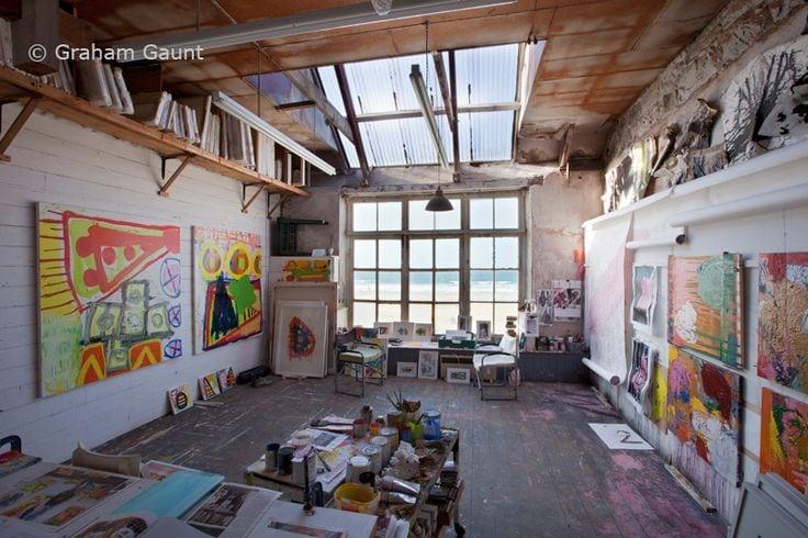 blog atelier artiste