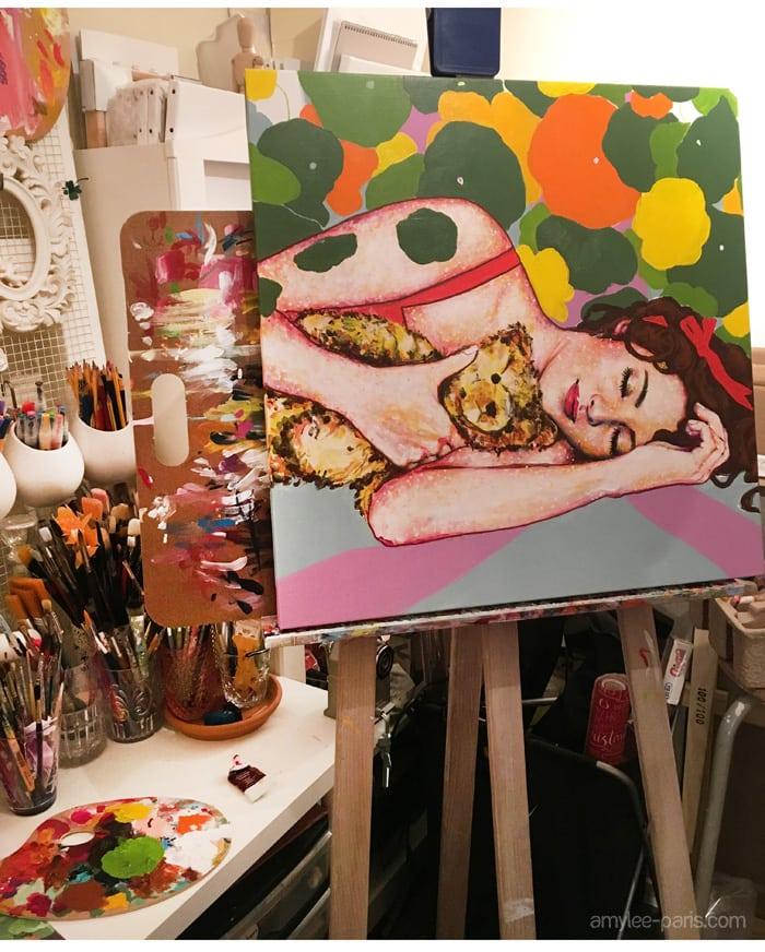 peinture-creation-amylee-tableau-pop-couleurs