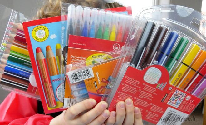 Feutre A Coloriage En Anglais.Stabilo Feutres Crayons Pour Enfants Amylee Fr Le