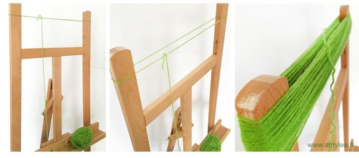 pompon facile a faire laine