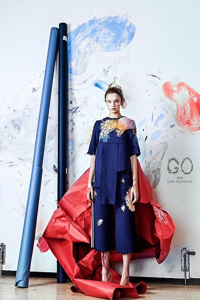 Lisa Smirnova Olya Glagoleva fashion 2