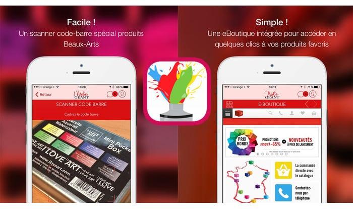 application-smartphone-atelier-geant