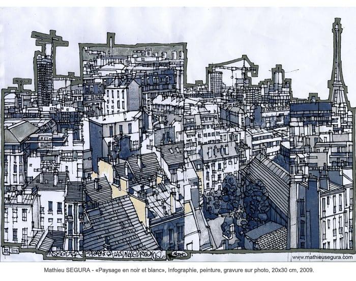 Super Mathieu Ségura: Artiste Plasticien | Amylee VA36