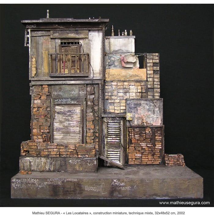 Très Mathieu Ségura: Artiste Plasticien | Amylee LN14