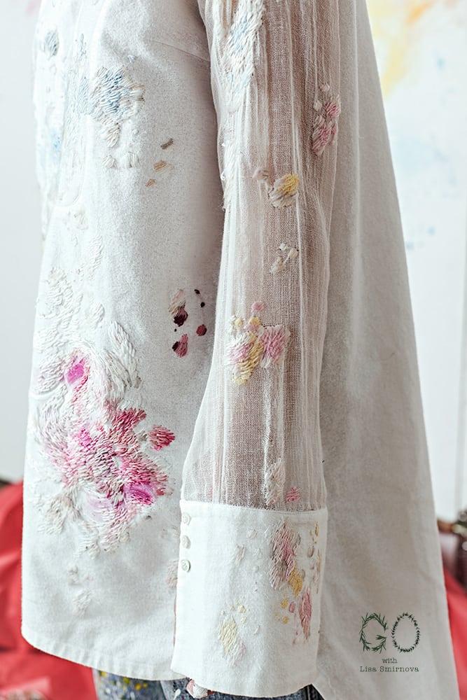 Lisa Smirnova Olya Glagoleva fashion art 8