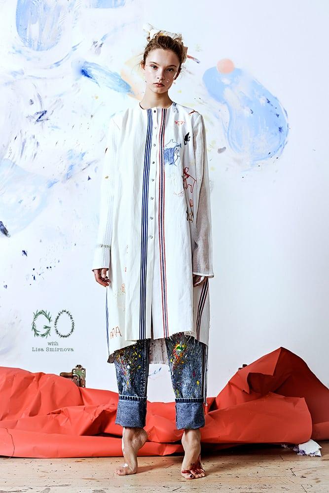 Lisa Smirnova Olya Glagoleva fashion art 9