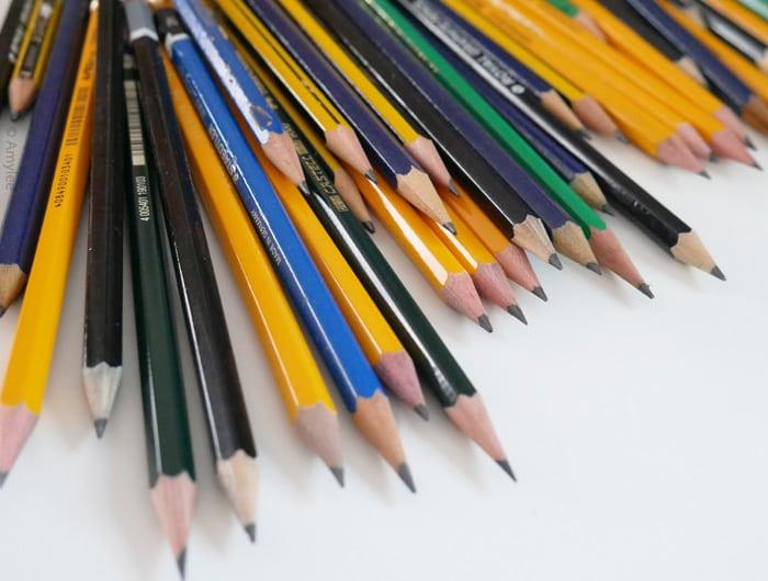 quels crayons choisir pour commencer le dessin